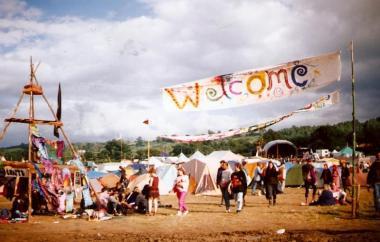 Glastonbury - the litter pickers are the eco-warriors of Glastonbury festival